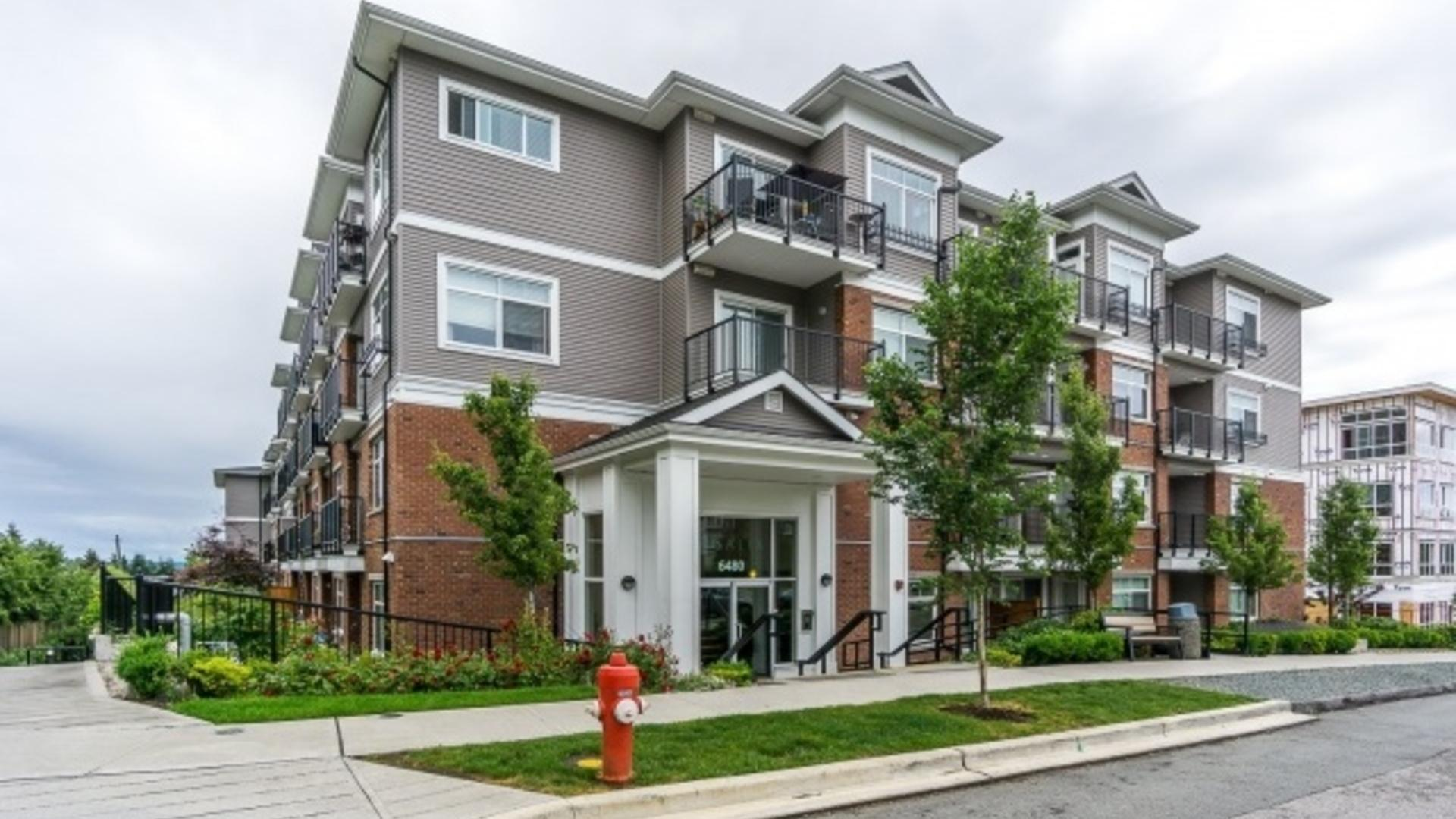 313 - 6480 195a Street, Clayton, Cloverdale