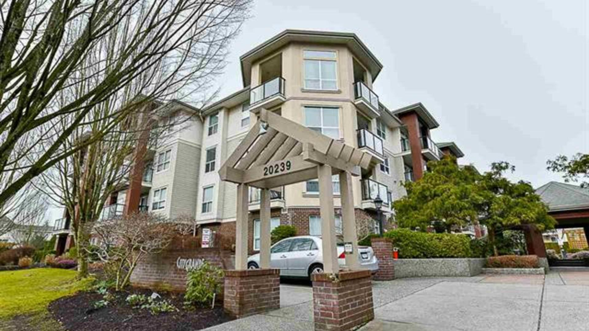 309 - 20239 Michaud Crescent, Langley City, Langley